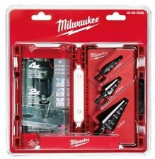 Milwaukee 48899399 Metric Step Drill Bit Set - 3 Piece
