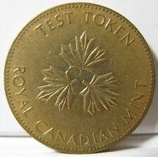 Canada - 1994-1995 - Two Dollar Test Token - TT-200.1 - Round - Copper Zinc