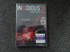 "INSIDIOUS CHAPTER 2 (DVD) ""HORROR"" NEW  FREE SHIPPING"