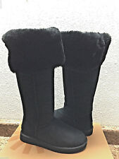 UGG OVER THE KNEE BAILEY BUTTON BLACK US 9 / EU 40 / UK 7.5 - NIB