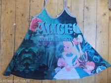 Disney Hip Length Sleeveless T-Shirts for Women