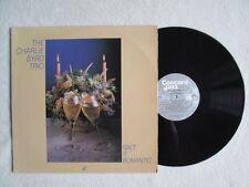 "LP 33T CHARLIE BYRD TRIO ""Isn't it romantic"" CONCORD JAZZ CJ 252 USA §"
