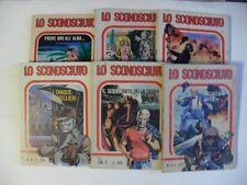 """BLC"" LO SCONOSCIUTO 1/6 Serie COMPLETA Originale 1975 - 1976 MAGNUS"
