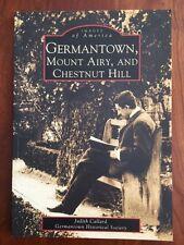 Germantown Mount Airy Chestnut Hill PENNSYLVANIA Historic Vintage Photos 1st ed.