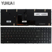 Original for Clevo P650SG P655SG P650SE P655SE US KEYBOARD BACKLIT
