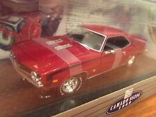 Classic Metal Works 1:24 1969 Chevy Camaro SS396