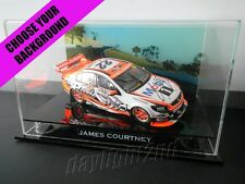 ✺Signed✺ JAMES COURTNEY 2014 VF Holden Commodore PROOF COA V8 Supercars 1:18