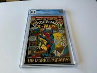 MARVEL TEAM-UP 4 CGC 8.5 X-MEN MORBIUS AMAZING SPIDER-MAN MARVEL COMICS