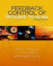 Feedback Control of Dynamic Systems by Gene F Franklin