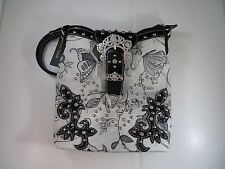 New Purses & Handbag Cowgirl Trendy Butterfly Print Messenger Bag
