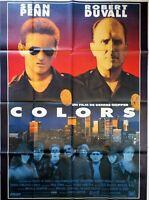 Plakat Kino Colors Dennis Hopper Sean Penn Daniel Duvall - 120 X 160 CM