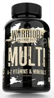 Warrior Essentials Multi Vitamins & Minerals - 60 Tablets For Men And Women
