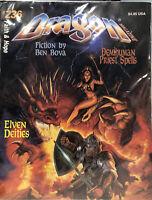 Dragon Magazine 236 - Specialty Clergy -  Elemental Summoning Gone Wild - Mystic