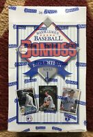 1993 DONRUSS ⚾ baseball wax box series 1 - still in Factory shrink wrap