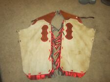 Custom Made Western Chinks Chaps, youth rodeo, show, parade