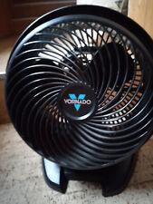 Vornado flüsterleise Ventilator gerichteter Luftstrom