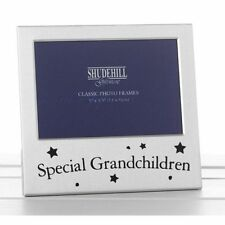 Grandchildren Metal Photo & Picture Frames without Personalisation