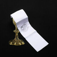Christian Lamb Of God Embroidery Chalice Pall Liturgical Mass Chalice Cover Case