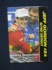 Jeff Gordon #24 NASCAR 1994 Trading Card DuPont Chevrolet