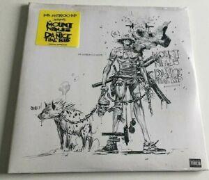 Die Antwoord – Mount Ninji And Da Nice Time Kid Double Vinyl LP 2016 Sealed