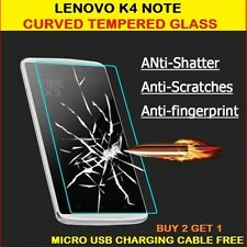 2.5D CURVED TEMPERED GLASS SCREEN GUARD PROTECTOR FOR LENOVO K4 NOTE