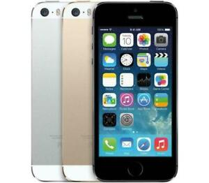 Apple iPhone 5S 16GB 32GB 64GB -Factory Unlocked/AT&T/ Sprint/T-Mobile