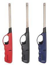 3 x Feuerzeug Gas XXL Stabfeuerzeug 27 cm lang nachfüllbar Gasfeuerzeug