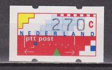 AU24 automaatzegel 24 MNH PF NVPH Nederland Netherlands automaatstrook 270 ct