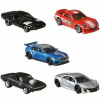 Hot Wheels Fast & Furious Full Force Complete 2020 Premium Set