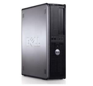 Dell OptiPlex 780 Core 2 Duo E7500 2,93 GHz - HDD 250Go 8Go DDR3 Windows 7 Pro