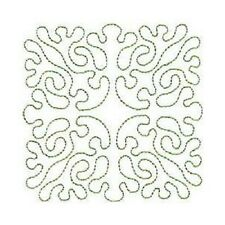 Bernina Artista Embroidery Machine Card ELEGANT LINE QUILTING #3 - 12135