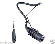 Pro Hanging Recording Condenser instrument Microphone Mic with power supply
