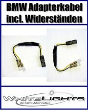 Cable Adaptador resistencias para indicador LED intermitente MINI BMW R 1200GS