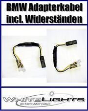 Cavo Adattatore con Resistenze per LED Mini Lampeggiante BMW S 1000 RR plugs