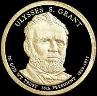 Hayes 2011 P+D Presidential Mint Set  ~ Johnson Garfield /& Grant ~ No Proof S