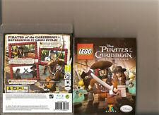LEGO PIRATES OF CARIBBEAN PLAYSTATION 3 PS3 PS 3