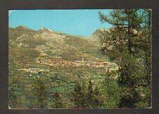 ORCIERES-MERLETTE (05) VILLAS & HOTELS en vue aérienne , en été 1971