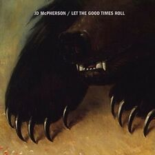 JD McPherson Let The Good Times Roll CD European Rounder 2015 11 Track