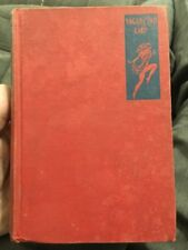 Vagabond Lady By Roswell Williams Aka Frank Owen 1st Edition Rare Collectible