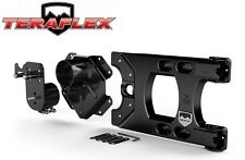 TeraFlex HD Hinged Carrier & Spare Tire Mounting Kit For 07-18 Jeep Wrangler JK