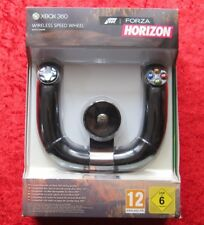 Forza Horizon, XBox 360 Spiel mit Wireless Speed Wheel (Lenkr.), Neu-OVP