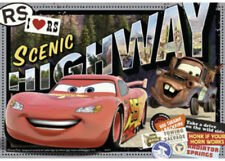 Ravensburger Disney Two Cars 2 x 24 Piece Jigsaw Puzzles