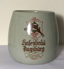Ancienne Chope à bière - Brasserie  Hafenbrau Augsburg vers 1940