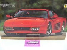 1/24 Rosso 24009 Ferrari 512 TR