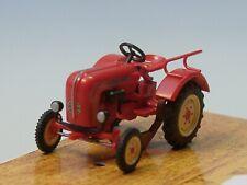 Busch Traktor Allgaier A111L, 1955, rot - 50050 - 1:87