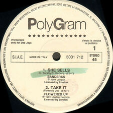 VARIOUS (BANDERAS / FLOWERED UP / VIBE TRIBE) - She Sells / Take It / Trust - Po