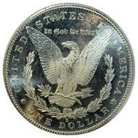 1880/79 S RAW MORGAN SILVER DOLLAR  / KEY DATE/ GORGEOUS LUSTER. P5740