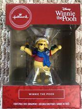 2020 Hallmark Red Box Disney Winnie the Pooh Christmas Tree Ornament - New