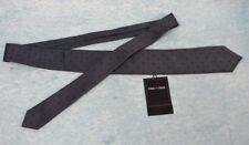 EDEN PARK Cravate - blf marine - 7 cms - Soie 100%