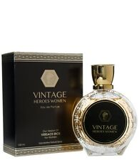 VINTAGE HEROES for Women Eau de parfum 3.4oz Spray 100ml EDP